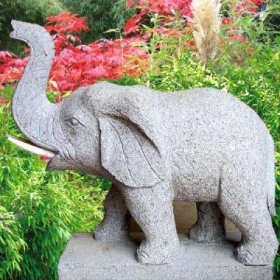 Tolle elefanten aus steinguss in unserem shop for Steinfiguren garten tiere